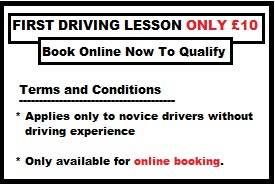 Driving Lessons in Wanstead From £10